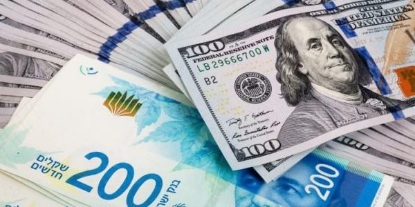 العملات: الدولار يواصل ارتفاعه مقابل الشيكل الاسرائيلي