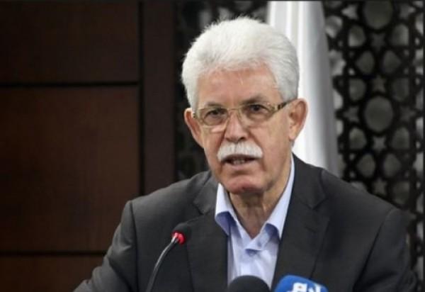 محيسن: المطلوب اتخاذ المجلس المركزي قرارات جريئة تنسجم مع الشرعية الدولية