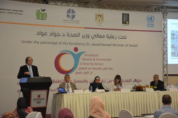 """مؤتمر التغذية السادس لمؤسسة """"جذور"""" يوصي بتشديد الرقابة على المقاصف المدرسية"""