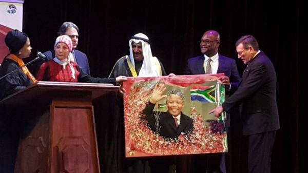 فلسطين تشارك في الاسبوع الثقافي العربي في جنوب افريقيا
