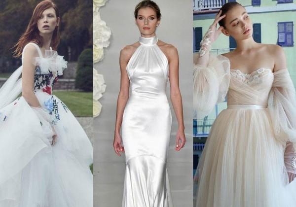 e3328862d فساتين زفاف 2018 لمختلف أشكال الجسم | دنيا الوطن