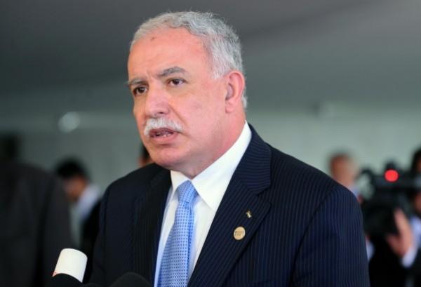 المالكي: فلسطين تقف إلى جانب الأردن في مصابها الجلل