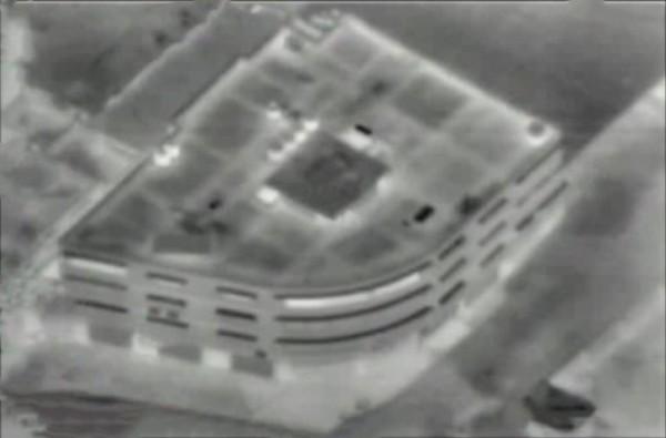 فجرا.. الاحتلال يدمر مبنى من أربعة طوابق وسط مدينة غزة