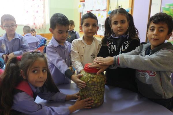 مركز التعليم البيئي / الكنيسة الإنجيلية اللوثرية ينظمان يوماً تفاعليا للأطفال