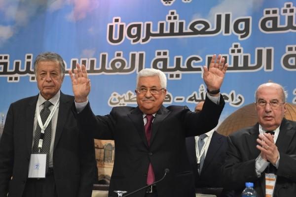 (المركزي) يُقرر تعليق الاعتراف بإسرائيل ووقف التنسيق الأمني والانفكاك الاقتصادي