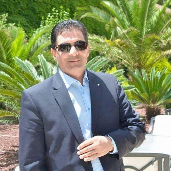 الدكتور رفيق الجعبري مساعد محافظ محافظة الخليل يعتمد مدربا للمشاريع الصغيرة والمتوسطة