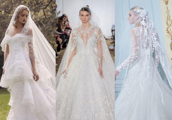 fe8e24b47 صور: فساتين زفاف 2019 تخفي الأرداف | دنيا الوطن