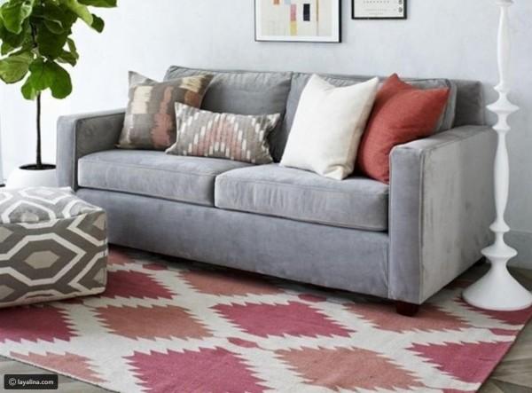 10 أسباب مثالية لاختيار الأريكة الرمادية لغرفة معيشتك