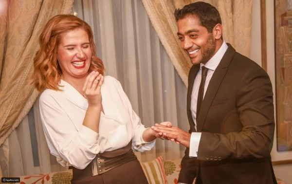 تعرفوا على موعد حفل زفاف هنا شيحة وأحمد فلوكس