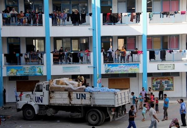 (أونروا) تُوقف بدل الإيجار لـ 1612 عائلة مُتضررة بغزة