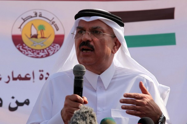 العمادي: سنستمر بمنحة رواتب الأسر الفقيرة بغزة لستة اشهر وبقيمة 15 مليون دولار شهريا