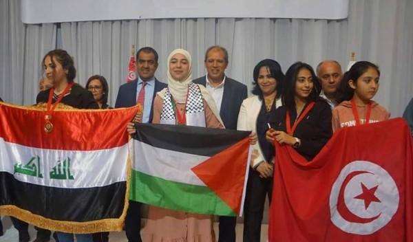 جمعية فلسطين للشطرنج تحرز فضية وبرونزية في بطولة العرب للفئات العمرية