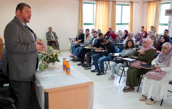 ورشة عمل توعوية في الجامعة العربية الأمريكية حقوق المرأة