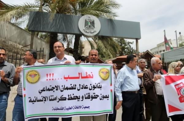 """الصالحي يدعو قوى الأمن إلى عدم التدخل في حراك الاحتجاج على """"الضمان"""""""