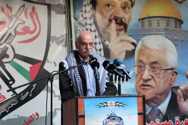 """حركة """"فتح"""" تنظِّم مسيرةً حاشدةً في البص إحياءً لاستشهاد الرمز ياسر عرفات"""