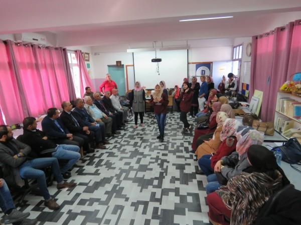 تربية بيت لحم تحتضن طالبات من غزة خلال ورشة عمل مركزية