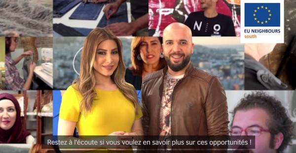 الاتحاد الأوروبي يختار المغربي الدوزي سفيرا للشباب العربي