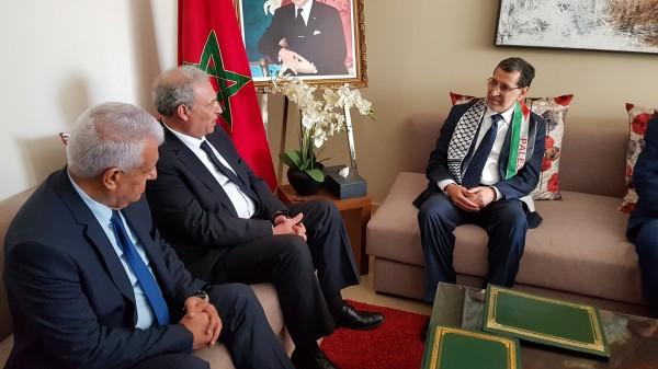 أبو عمرو يطالب الشعوب الإفريقية والآسيوية بتقديم كل أشكال الدعم لتعزيز صمود الفلسطينيين