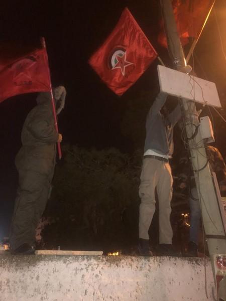 للمرة الثانية خلال أسبوع الاحتلال يهدم النصب التذكاري للشهيد لافي