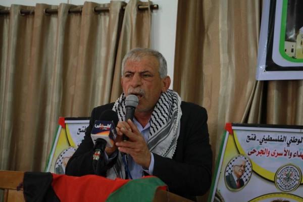 """الزق: القائد الوطني صالح العاروري يناضل لأجل حرية شعبه وليس """"إرهابيا"""""""
