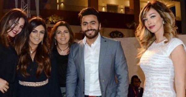فيديو: بعد كشف تامر حسني سراً عنها.. الجمهور يفضح بسمة بوسيل