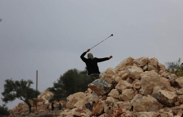 إصابتان برصاص جيش الاحتلال خلال قمعه لمسيرة كفر قدوم الأسبوعية