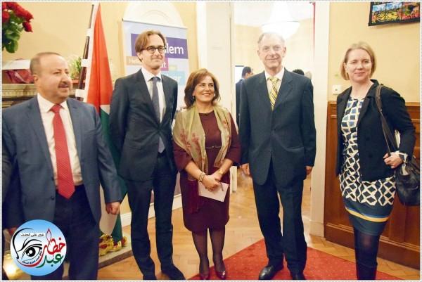 سفارة فلسطين في ألمانيا تحيي الذكرى 30 لإعلان الاستقلال الفلسطيني