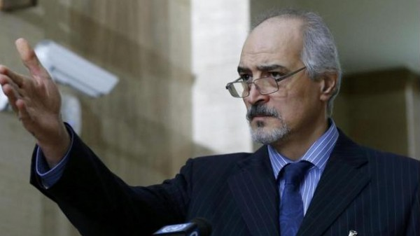 الجعفري: الجولان أرض سورية وسنستعيده سلماً أو حرباً
