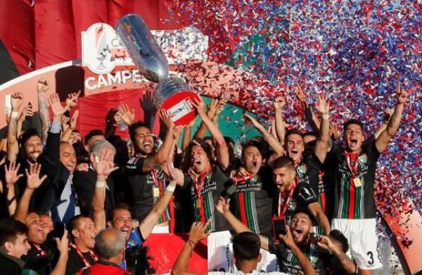 بالستينو يفوز بكأس جمهورية تشيلي للمرة الثالثة في تاريخه