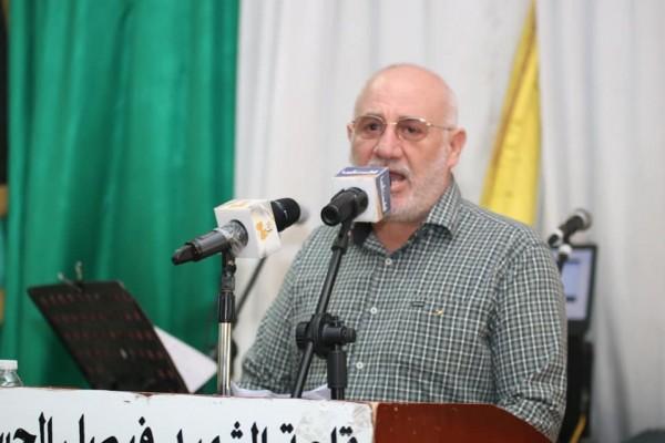 عبد الله: تبقى فتح صمام الأمان لشعبنا الفلسطيني