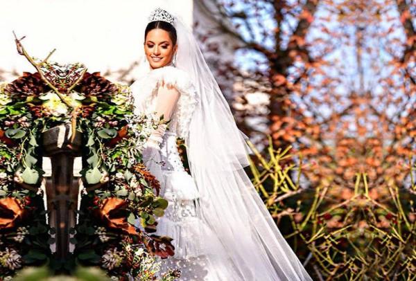 6eae1ad98 صور: أجمل تسريحات عروس 2018 الناعمة والجريئة | دنيا الوطن