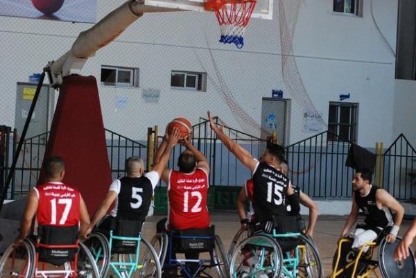 السلام ينتزع لقب بطولة دوري كرة السلة للكراسي المتحركة للموسم الثاني