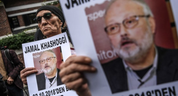 شاهد: وزير تركي يفجر مفاجأة في قضية مقتل خاشقجي بالقنصلية