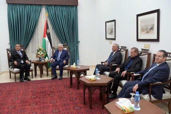 العلاقات الصينية الفلسطينية على مدار ثلاثين عاما...موقف ثابت برؤية جديدة