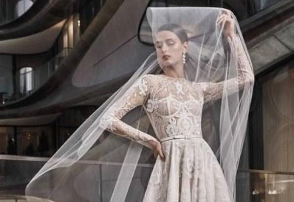 be7d613716526 شاهد  أجمل 10 فساتين زفاف لعروس 2018