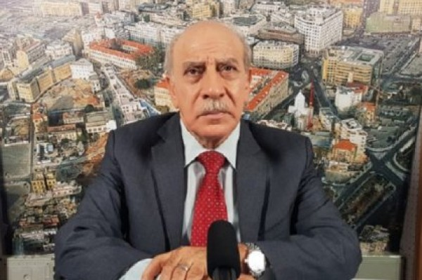 فيصل في لقاء نقابي نظمه الاتحاد العمالي بيوم التضامن مع الشعب الفلسطيني