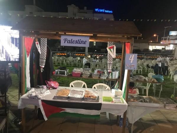 """الأطباق الفلسطينية تحضُرُ على موائد """"نيقوسيا"""".. بأنفاس """"فراس عباس"""""""