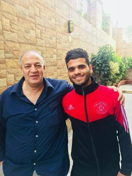 """رسميا.. """"ميسي غزة"""" يوقع للنادي الأهلي المصري"""