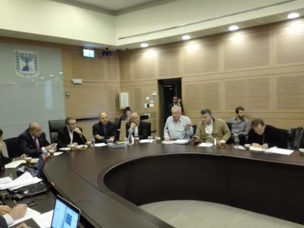 لجنة المالية البرلمانية تبحث أزمة مستشفيات الناصرة