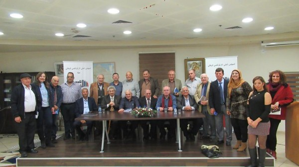 أمسية ثقافية مع الشاعر سيمون عيلوطي وأعماله الشعرية في نادي حيفا الثقافي