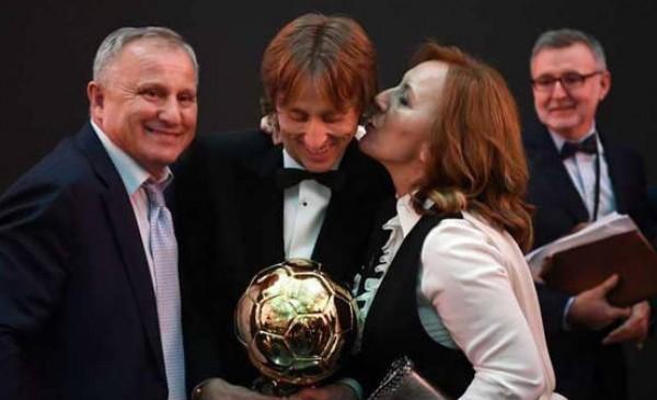مودريتش: مع ريال مدريد للأبد