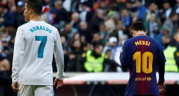ريال مدريد يجمع رونالدو وميسي في البيرنابيو!