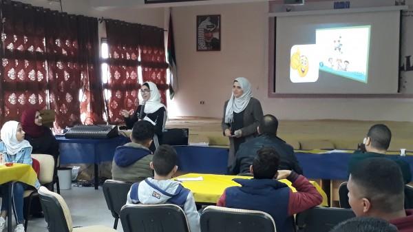 تربية قلقيلية تنظم اجتماعا لمشاركي معرض فلسطين للعلوم والتكنولوجيا
