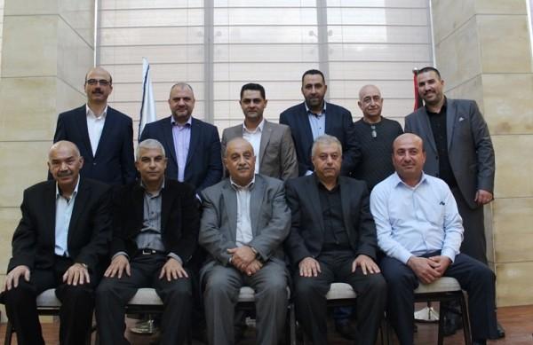 ادارة غرفة تجارة و صناعة محافظة بيت لحم تتخذ قرارات خلال اجتماعها الرابع