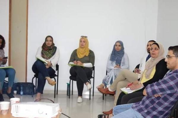 مؤسسة لجان العمل الصحي ومؤسسة إبداع تنفذ مجموعة من الأنشطة