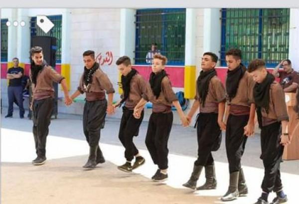 فرقة البيدر للدبكه الشعبيه تشارك في فعاليات في تركيا