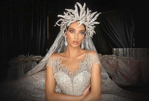 صور تيجان عروس 2019 من انستقرام