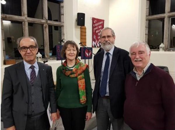 إطلاق المبادرة المسيحية الأيرلندية كايروس-أيرلندا دعماً للشعب الفلسطيني