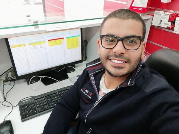 """""""محمد عوض"""".. لبنان يمنح مخترعاً فلسطينياً براءة اختراعٍ عن جهازٍ بمجال الاتصالات"""