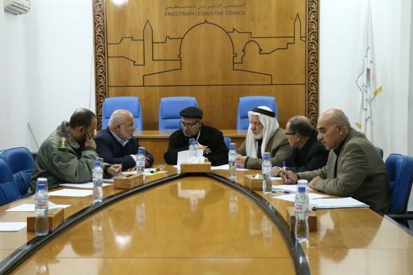 النائب الأشقر: غزة ستبقى واحة للأمن والاستقرار للشعب الفلسطيني